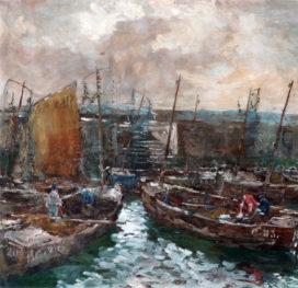 """""""Puerto pesquero del Norte"""""""
