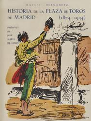 """""""Historia de la Plaza de Toros de Madrid (1874-1934)"""