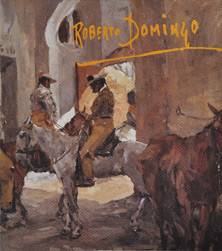 """""""Roberto Domingo Exposición Homenaje"""""""
