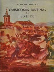 """Quisicosas Taurinas de ""Barico"""""
