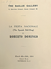 """La Fiesta Nacionale"" (The Spanish Bull-Ring)"