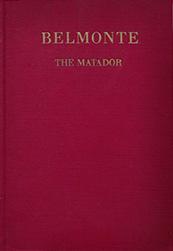 """Belmonte The Matador"""