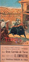 """Cartel de Toros, Murcia"""