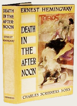 Death in the afternoon book report