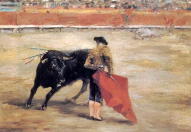 """""""En la corrida"""""""