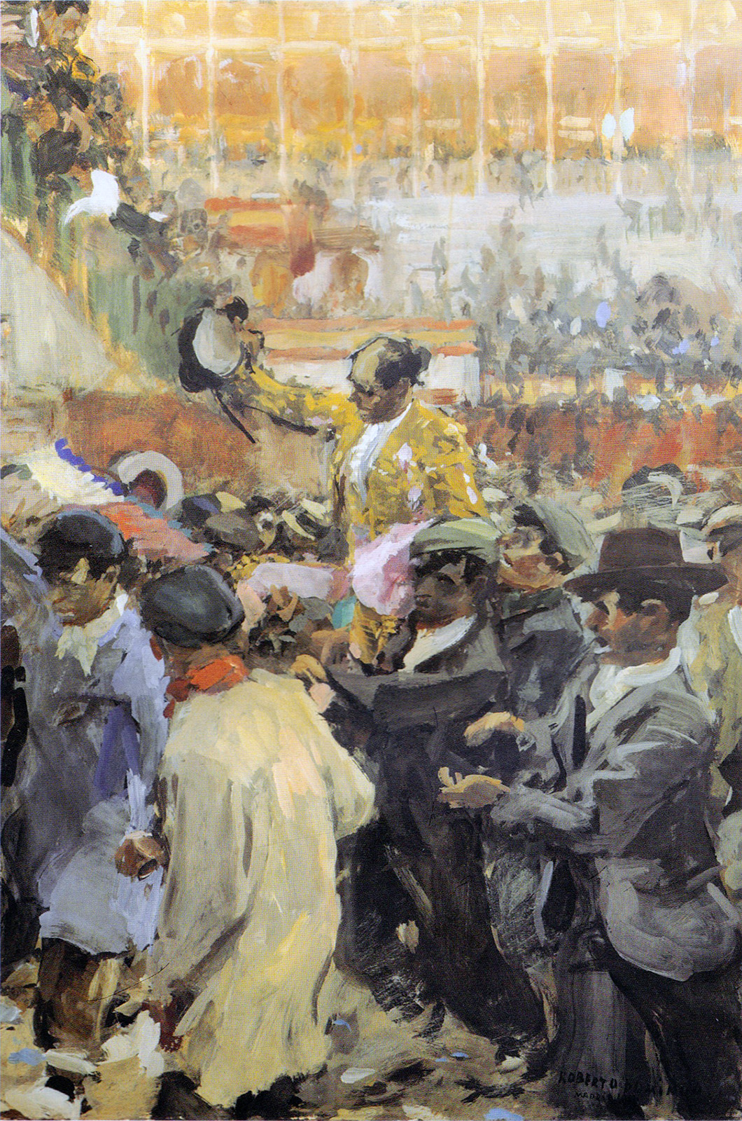 """Su majestad """"El Gallo"""" en las Ventas"""