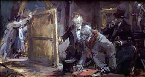 Opiniones sobre la pintura
