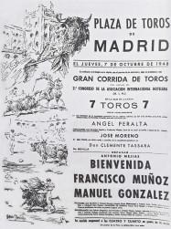 """Plaza de Toros de Madrid"""