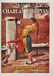 """Charlas Taurinas"""