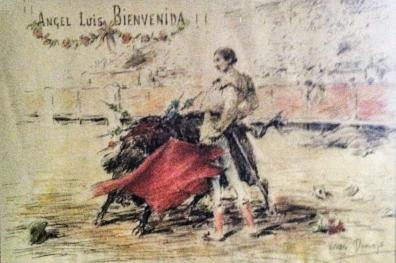 """Angel Luis Bienvenida"""