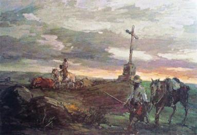 """""""La cruz de los vaqueros"""""""