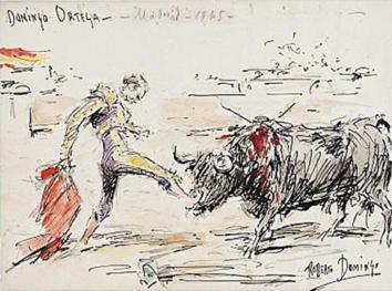 """""""Domingo Ortega - Madrid 1945"""""""