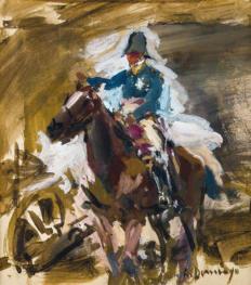 """""""Mariscal a caballo"""""""