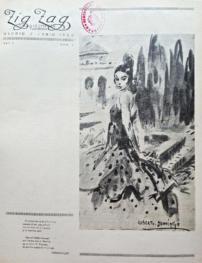 "Untitled. ""Zig Zag"" magazine N.4"
