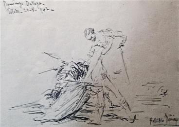 """""""Domingo Ortega Toledo 20-8-1942"""""""