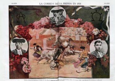 """""""La Corrida de la Prensa"""""""