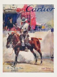 """""""Publicity for Cartier"""""""