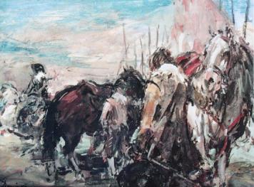 """""""Recordando a Velázquez"""""""