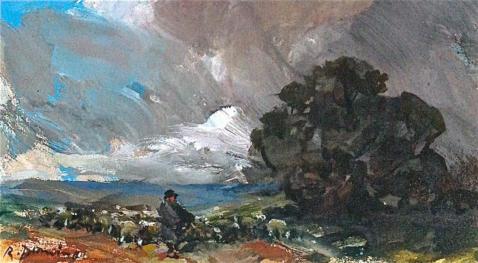 """""""L'Approche de L'orage"""""""