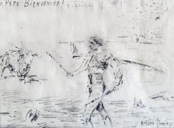 """""""Pepe Bienvenida-Madrid 9 de Octubre de 1942"""""""