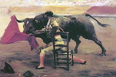 """""""Un pase del Gallo"""""""