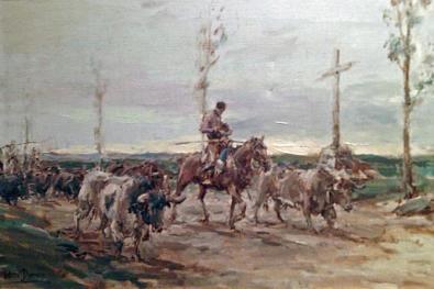 """La cruz del camino"""