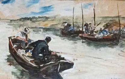 """""""Pescadores"""""""
