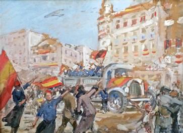 """""""Madrid 28 de Marzo de 1939"""""""