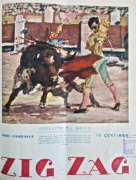 """""""Joselito, El Gallo"""""""