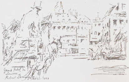 """Hotel de Louvre"""