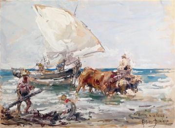 """""""Vuelta de la pesca"""""""