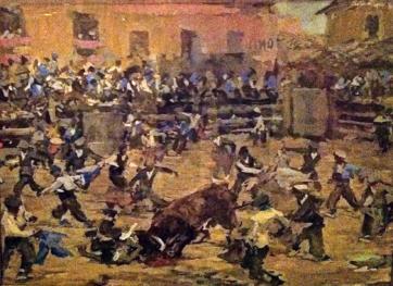 """""""Capea del pueblo"""""""