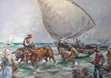 """""""La vuelta de la pesca"""""""