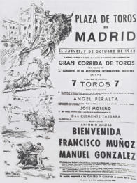"""Plaza de Toros de Madrid"""