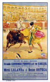 """Bullfight poster"""