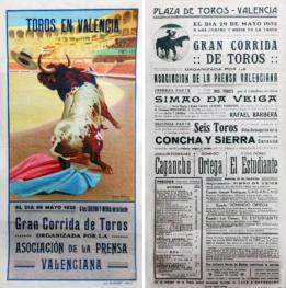 """Toros en Valencia"""